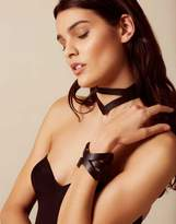 Agent Provocateur Veronika Leather Single Cuff