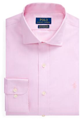 Ralph Lauren Slim Fit End-on-End Shirt