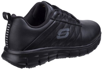 Skechers Sure Track Trainers - Black