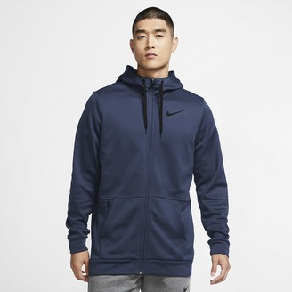 Nike Men's Full-Zip Training Hoodie Therma
