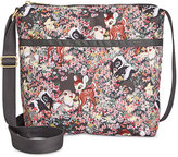 Le Sport Sac Bambi Collection Small Cleo Crossbody
