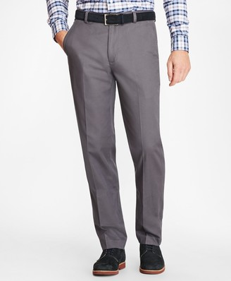 Brooks Brothers Clark Fit Supima Cotton Stretch Chinos