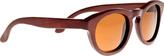 Earth Wood Cocoa Sunglasses