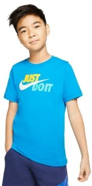Nike Big Boys Graphic T-Shirt