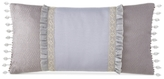 "Waterford CLOSEOUT! Manor House 11"" x 22"" Decorative Pillow"