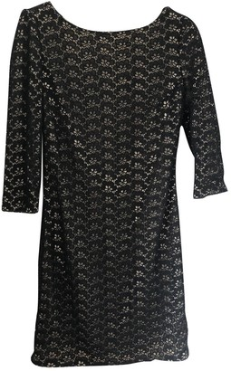 Diane von Furstenberg Black Lace Dress for Women