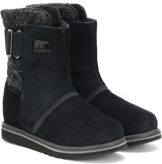 Sorel Rylee suede boots