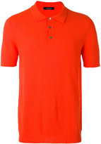 Roberto Collina classic polo shirt