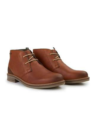 Barbour Redhead Chukka Boots Colour: COGNAC, Size: UK 6