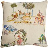 Matthew Williamson Zanskar Beige Cushion