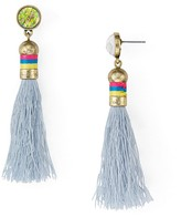 BaubleBar Mia Tassel Drop Earrings
