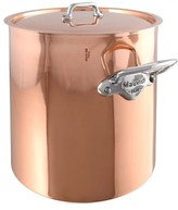 Mauviel M'Heritage - M'150S Copper & Stainless Steel Stew Pot With Copper Lid
