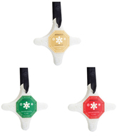 Holiday Snowflake Body Buffers Set