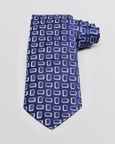 Armani Collezioni All Over Rectangles Classic Tie
