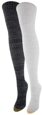Gold Toe Recycle Camp Over The Knee 2pk Socks