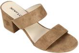 Rialto Women's Cannon Block-Heel Slide