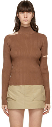 ANDERSSON BELL SSENSE Exclusive Brown Jessica Sweater