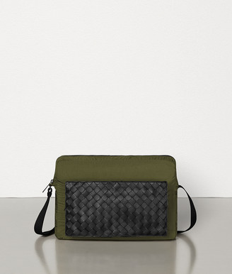 Bottega Veneta MESSENGER IN LIGHT PAPER NYLON