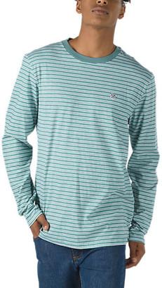 Vans Striped Long Sleeve T-Shirt