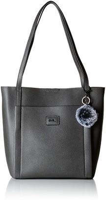 ara Women's 1620701 Shoulder Bag Grey Grey (TITAN 53)