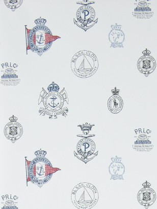 Ralph Lauren Rowthorne Crest Wallpaper