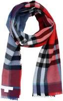 BURBERRY CHILDREN Oblong scarves - Item 46537328