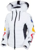 Rossignol Padded Jacket W Steam Castelbajac