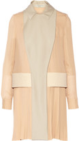 Mary Katrantzou Embellished silk and wool coat