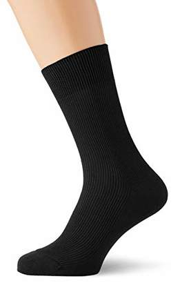 Living Crafts Unisex Plain Cotton Socks - - 4