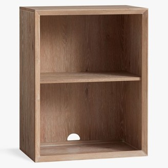 Pottery Barn Teen Callum 2-Shelf Bookcase