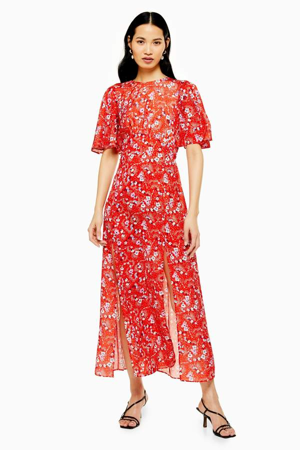 ca23587f7b Topshop Floral Print Dresses - ShopStyle UK