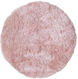 Circle Rug -Pink