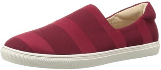 J/Slides Women's Calvin Fashion Sneaker Wine 7 M US