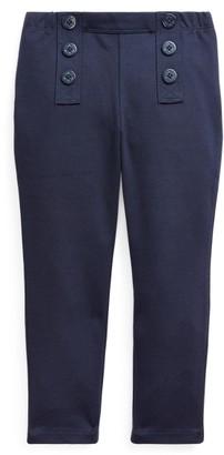 Ralph Lauren Nautical Stretch Ponte Trouser