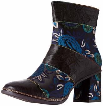 Laura Vita Girl's Elcianeo 02 Ankle Boots