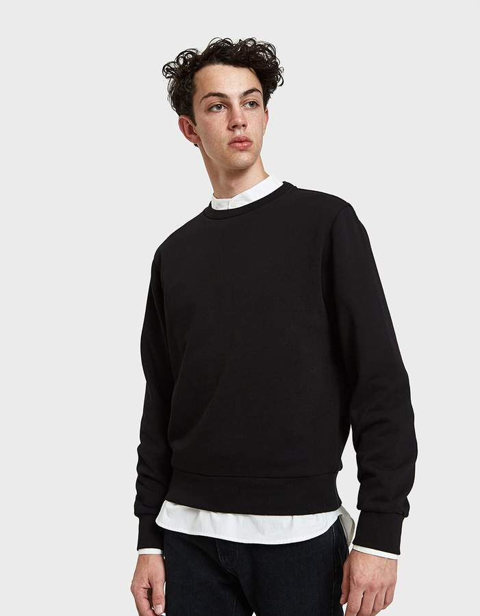 Maison Margiela Cotton Crewneck Sweatshirt