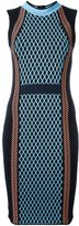 Versace runway knit sport dress