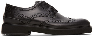 Paul Smith Black Tommy Brogues