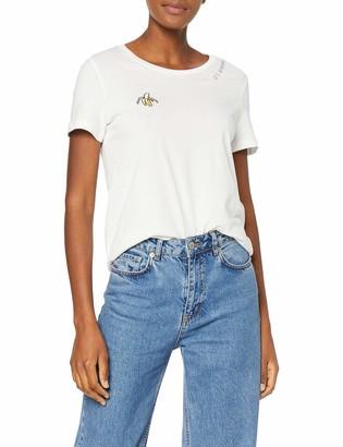 Vero Moda Women's Vmdannie Francis Ss Box Ga JRS T-Shirt