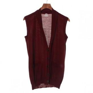 Hermes Red Wool Knitwear for Women