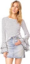 Free People Good Find Top Stripe
