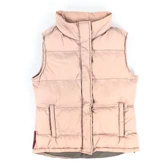 Prada Pink Polyester Coats