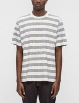 White Mountaineering Printed Border S/S T-Shirt