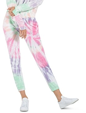 n:philanthropy Tie-Dyed Pull-On Jogger Sweatpants