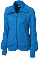 Cutter & Buck Blue Vancouver Full-Zip Jacket - Plus Too