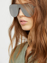 Free People Prismatic Shield Sunnies