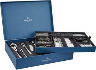 Villeroy & Boch Blacksmith 70-Piece Cutlery Set