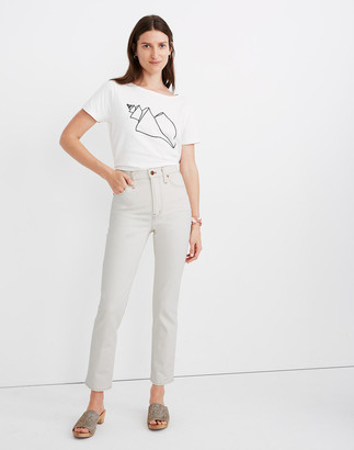 Madewell The Perfect Vintage Jean in Cloud Lining