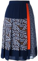 Diane von Furstenberg 'Cici' pleated skirt