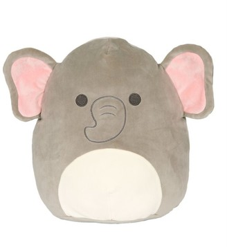 Squishmallow Elephant With Rattle